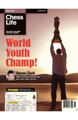CLEARANCE - Chess Life Magazine - February 2011 Issue