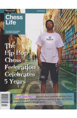 CLEARANCE - Chess Life Magazine - February 2012 Issue