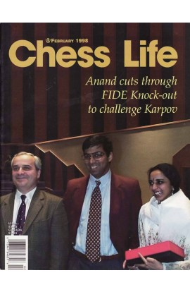 CLEARANCE - Chess Life Magazine - February 1998 Issue