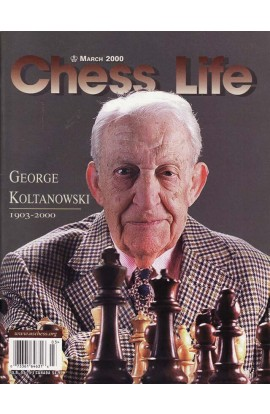 CLEARANCE - Chess Life Magazine - March 2000 Issue