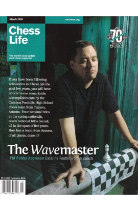 CLEARANCE - Chess Life Magazine - March 2009 Issue