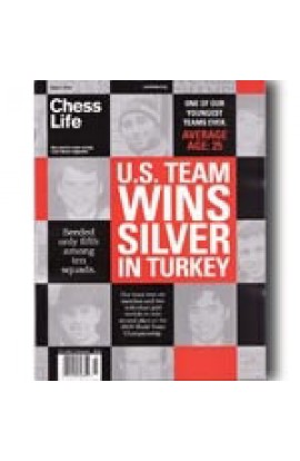 CLEARANCE - Chess Life Magazine - March 2010 Issue