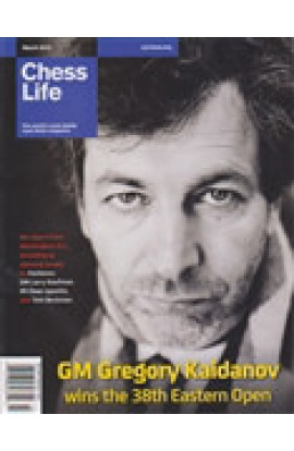 CLEARANCE - Chess Life Magazine - March 2012 Issue