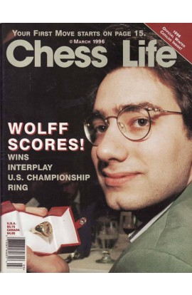 CLEARANCE - Chess Life Magazine - March 1996 Issue