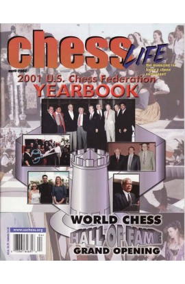 CLEARANCE - Chess Life Magazine - April 2002 Issue