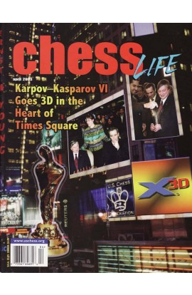CLEARANCE - Chess Life Magazine - April 2003 Issue