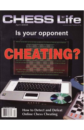 CLEARANCE - Chess Life Magazine - April 2004 Issue
