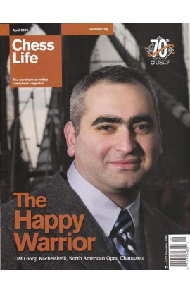 CLEARANCE - Chess Life Magazine - April 2009 Issue