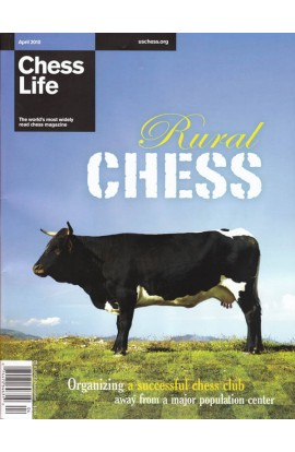 CLEARANCE - Chess Life Magazine - April 2010 Issue