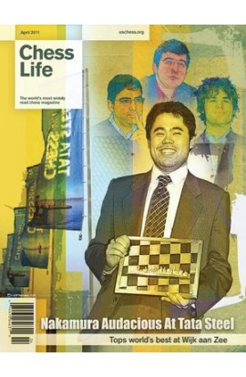 CLEARANCE - Chess Life Magazine - April 2011 Issue