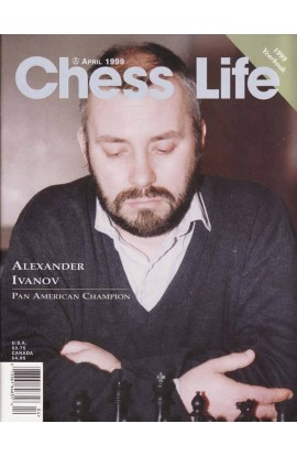 CLEARANCE - Chess Life Magazine - April 1999 Issue