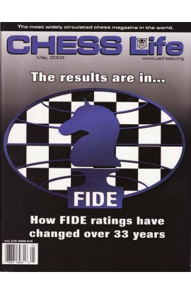 CLEARANCE - Chess Life Magazine - May 2004 Issue