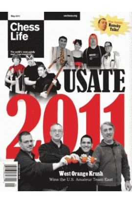 CLEARANCE - Chess Life Magazine - May 2011 Issue