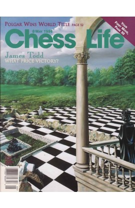 CLEARANCE - Chess Life Magazine - May 1996 Issue
