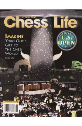 CLEARANCE - Chess Life Magazine - June 2000 Issue