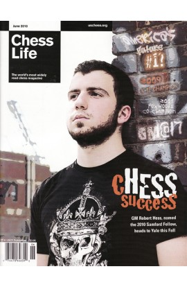 CLEARANCE - Chess Life Magazine - June 2010 Issue