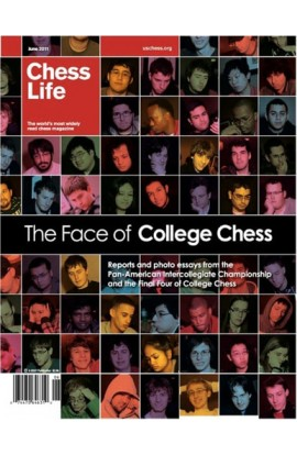 CLEARANCE - Chess Life Magazine - June 2011 Issue