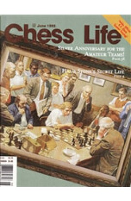 CLEARANCE - Chess Life Magazine - June 1995 Issue
