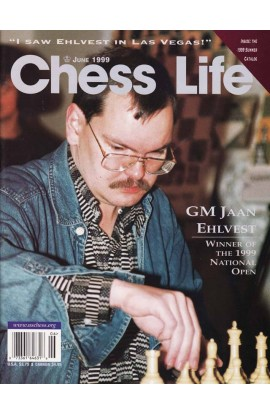CLEARANCE - Chess Life Magazine - June 1999 Issue