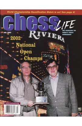 CLEARANCE - Chess Life Magazine - July 2002 Issue