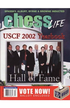 CLEARANCE - Chess Life Magazine - July 2003 Issue
