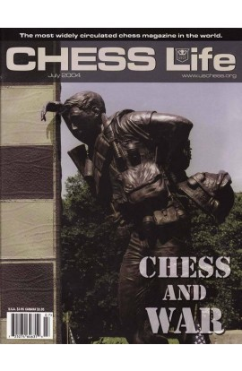CLEARANCE - Chess Life Magazine - July 2004 Issue