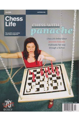 CLEARANCE - Chess Life Magazine - July 2009 Issue