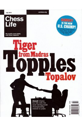 CLEARANCE - Chess Life Magazine - July 2010 Issue