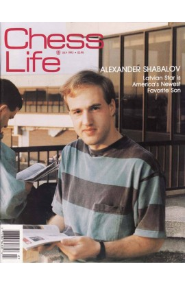 CLEARANCE - Chess Life Magazine - July 1993 Issue