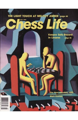 CLEARANCE - Chess Life Magazine - July 1994 Issue