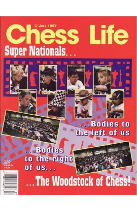 CLEARANCE - Chess Life Magazine - July 1997 Issue