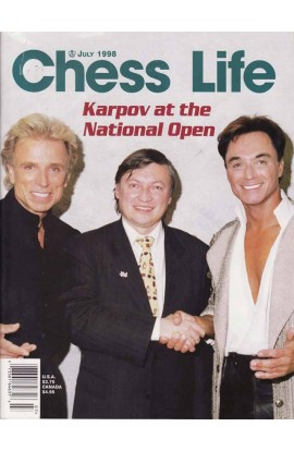 CLEARANCE - Chess Life Magazine - July 1998 Issue