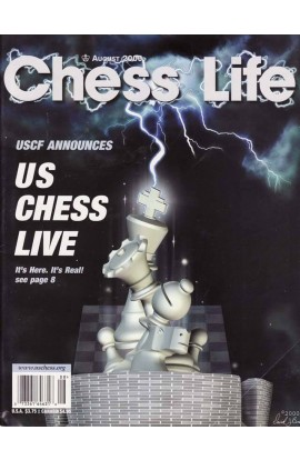 CLEARANCE - Chess Life Magazine - August 2000 Issue