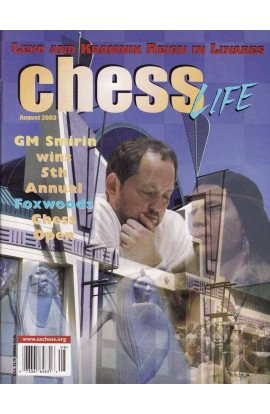 CLEARANCE - Chess Life Magazine - August 2003 Issue