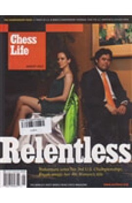 CLEARANCE - Chess Life Magazine - August 2012 Issue