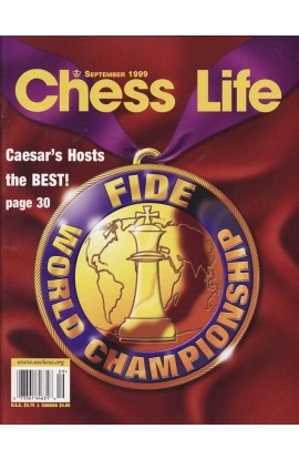 CLEARANCE - Chess Life Magazine - September 1999 Issue
