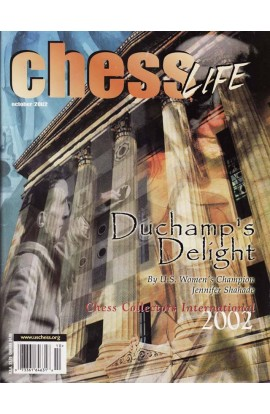 CLEARANCE - Chess Life Magazine - October 2002 Issue