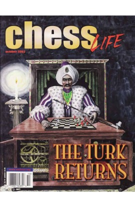 CLEARANCE - Chess Life Magazine - October 2003 Issue