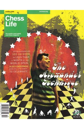 CLEARANCE - Chess Life Magazine - October 2009 Issue