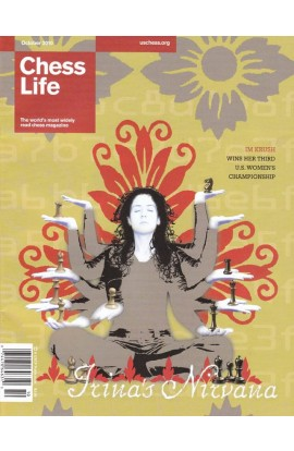 CLEARANCE - Chess Life Magazine - October 2010 Issue