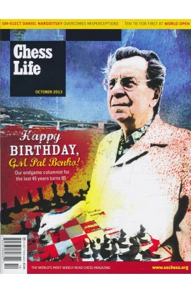 CLEARANCE - Chess Life Magazine - October 2013 Issue
