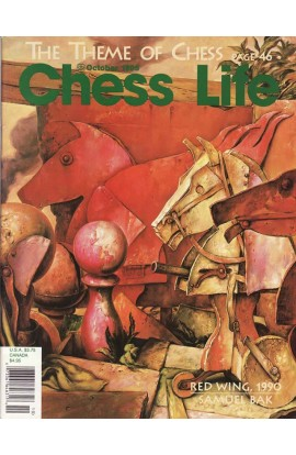 CLEARANCE - Chess Life Magazine - October 1995 Issue