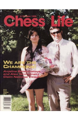 CLEARANCE - Chess Life Magazine - October 1996 Issue