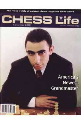 CLEARANCE - Chess Life Magazine - November 2004 Issue