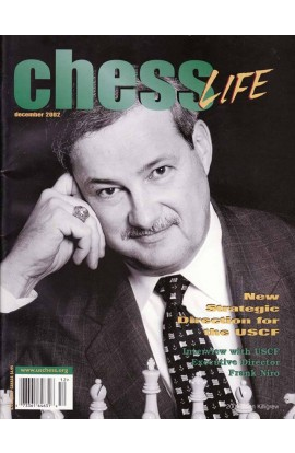 CLEARANCE - Chess Life Magazine - December 2002 Issue