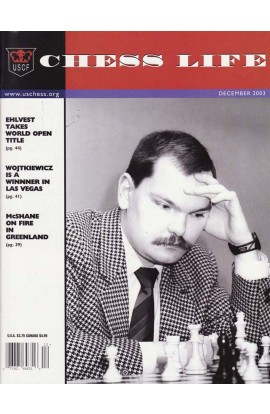 CLEARANCE - Chess Life Magazine - December 2003 Issue
