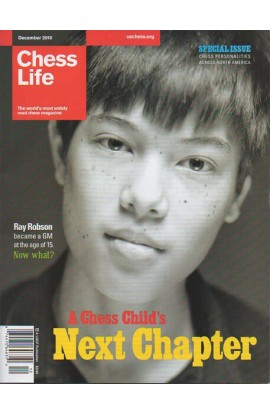 CLEARANCE - Chess Life Magazine - December 2010 Issue