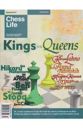 CLEARANCE - Chess Life Magazine - December 2011 Issue