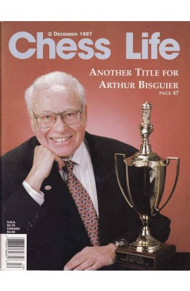 CLEARANCE - Chess Life Magazine - December 1997 Issue