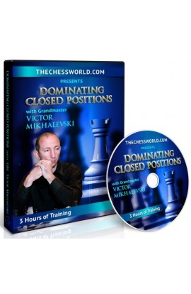 E-DVD Dominating Closed Positions with GM Victor Mikhalevski